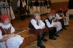 2012_3.12. Předvánoční vystoupení v Kojetíně
